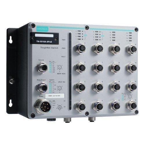 Промышленный коммутатор MOXA TN-5816ABP-WV-T