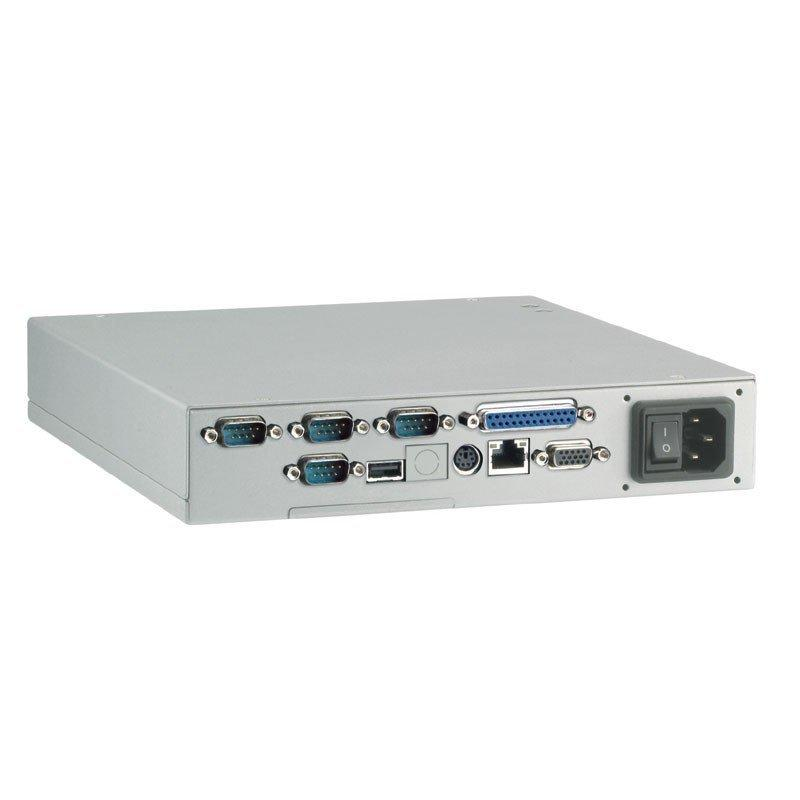 Промышленный компьютер Axiomtek eBOX745-FL500-RC-NP AC 70W (256MB)