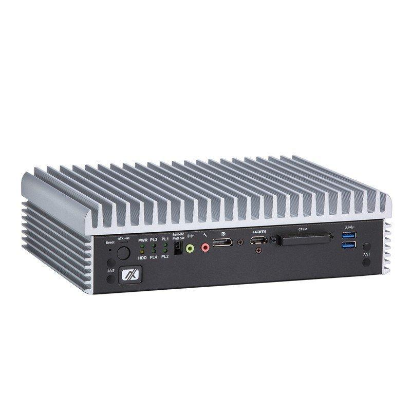 Промышленный компьютер Axiomtek eBOX670-891-FL-DC-Flexible IO