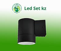 Светильник уличный односторонний GX53S-1B-цилиндр под лампу GX53 230B черный IP65 IN HOME