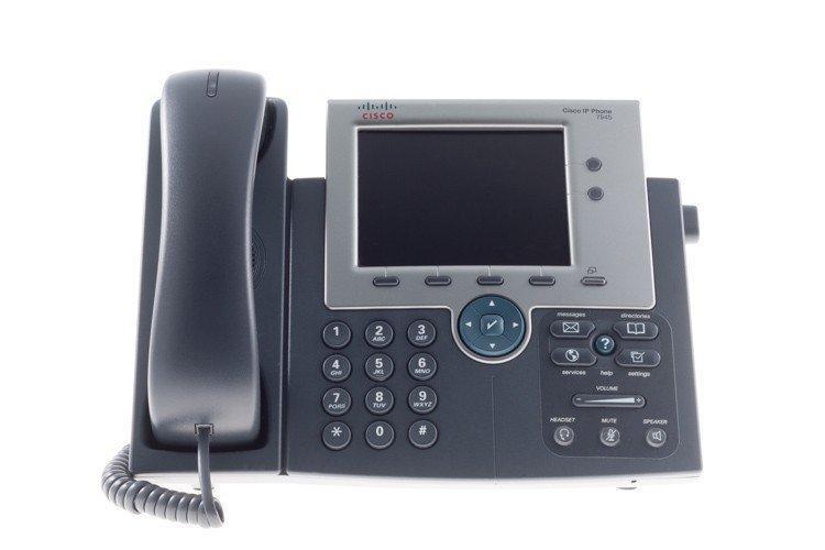 IP-телефон Cisco 7945G (CP-7945G)
