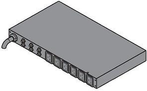 Блок розеток Delta PDU7425A0600000