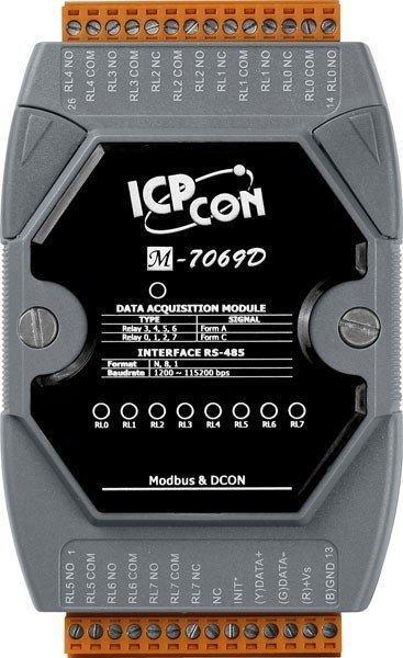 Монитор ICP DAS M-7069D-G