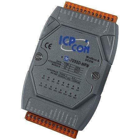 Монитор ICP DAS M-7055D-NPN-G