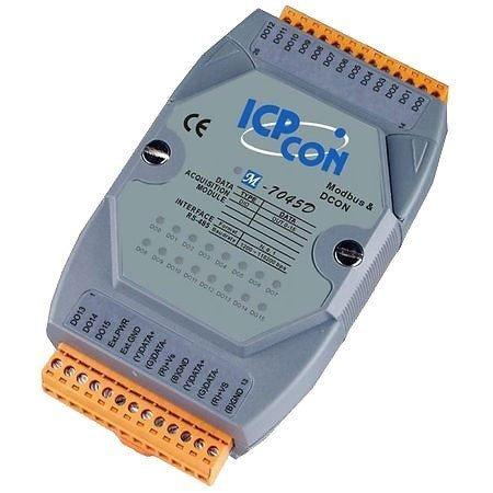 Монитор ICP DAS M-7045D-NPN-G