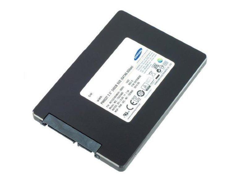 Жёсткий диск Samsung MZ7GE240HMGR-00003