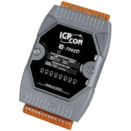 Монитор ICP DAS M-7068D-G