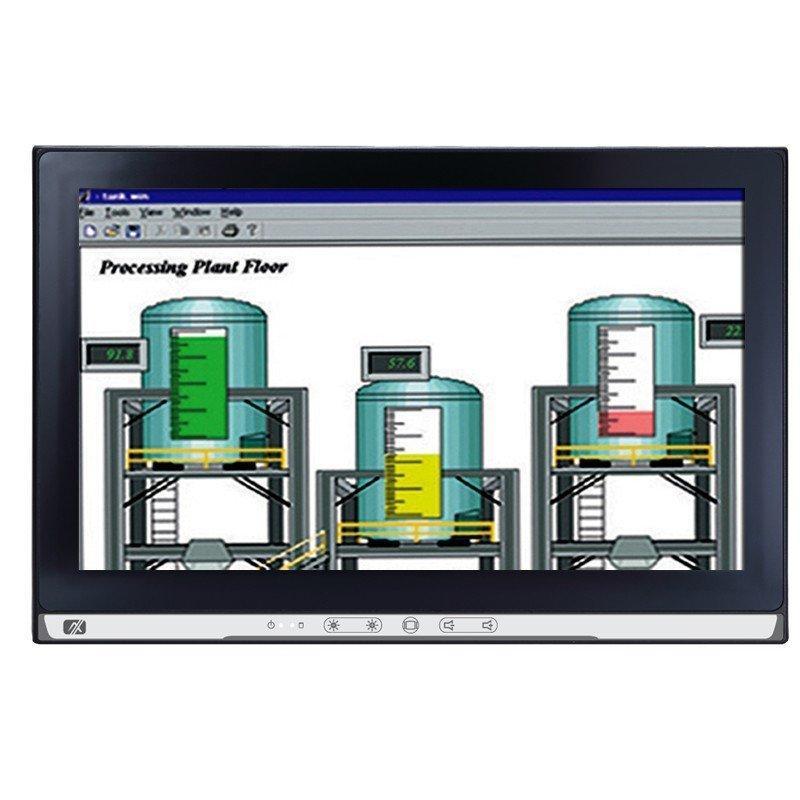 Промышленный компьютер Axiomtek GOT5153W-834 FR-DC