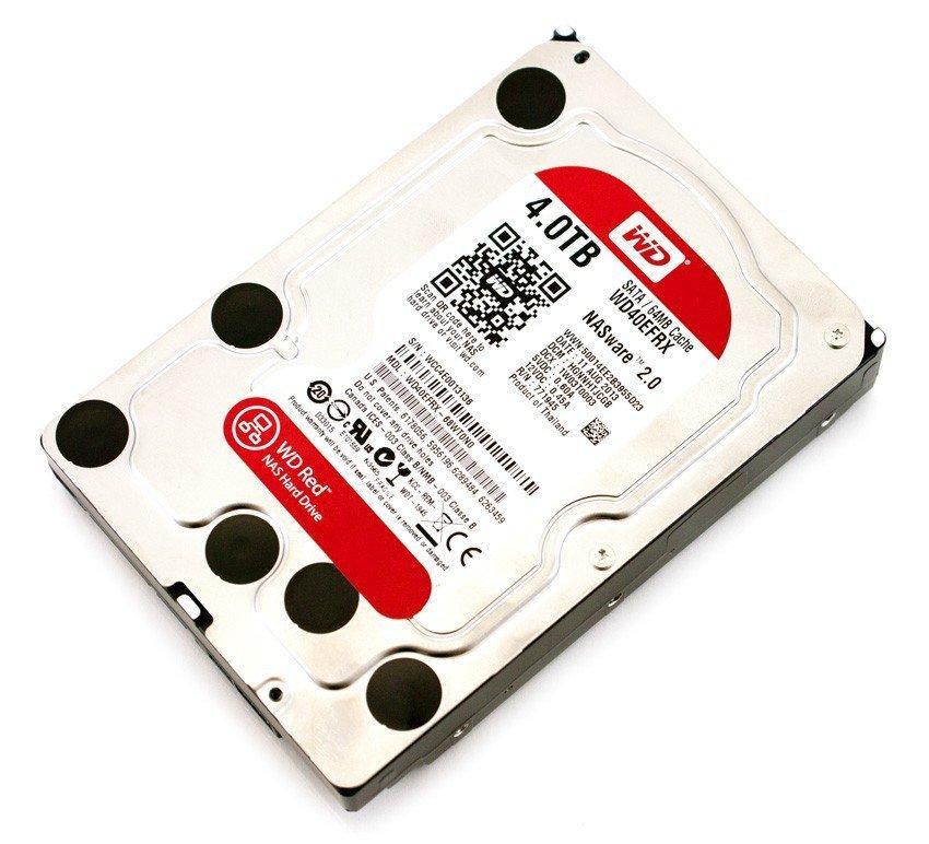 Жёсткий диск Western Digital WD40EFRX