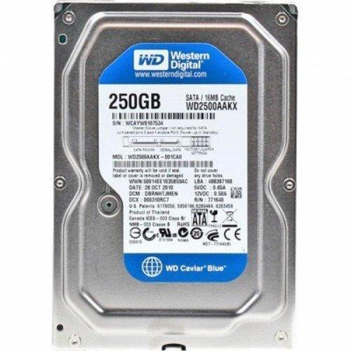Жёсткий диск Western Digital WD2500AAKX