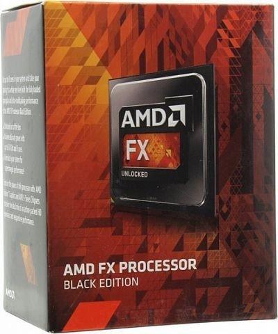 Процессор AMD FD8300WMHKBOX