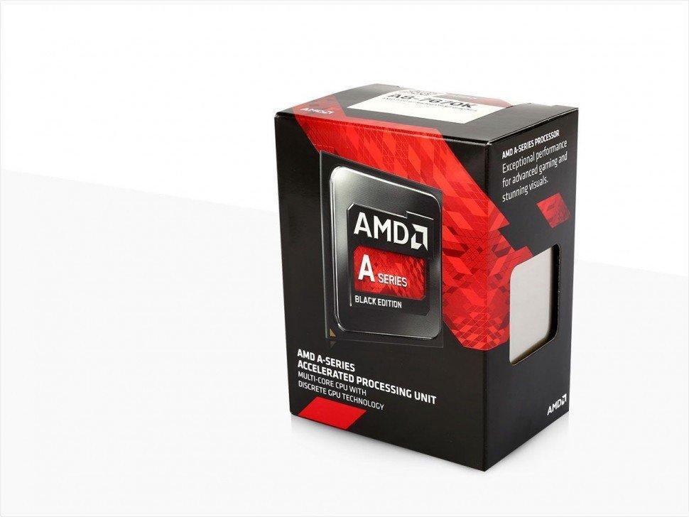 Процессор AMD AD767KXBJCBOX