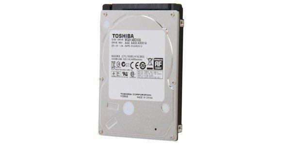 Жёсткий диск Toshiba MQ01ABD032