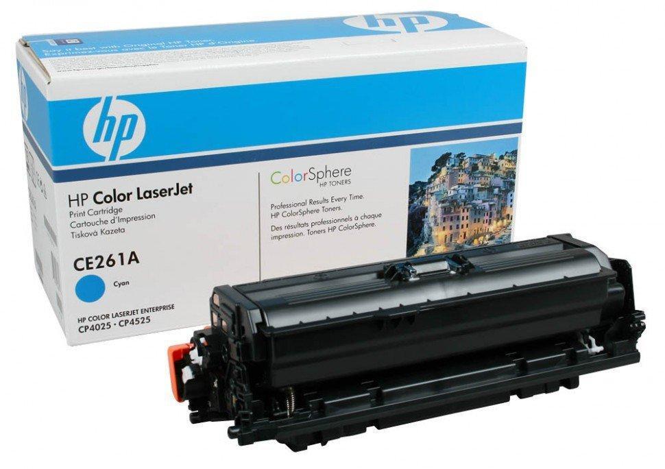 Картридж HP CE261A