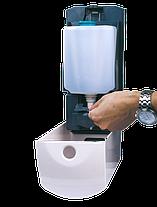 Сенсорный дозатор для антисептика Breez: CD-5018AP (спрей), фото 3