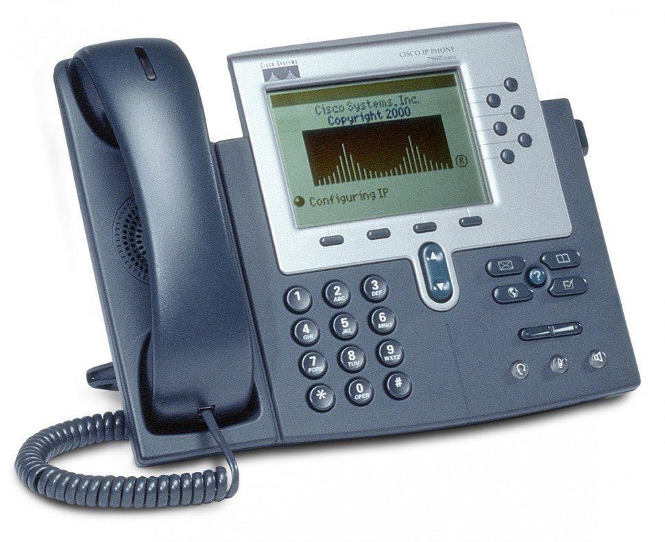 Телефон Cisco CP-7962G-CH1
