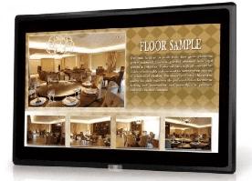 Монитор IEI 21.5 250 cd/m² FHD LCD (DM-F22A/PC-R20)