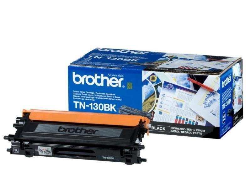 Картридж Brother TN130BK
