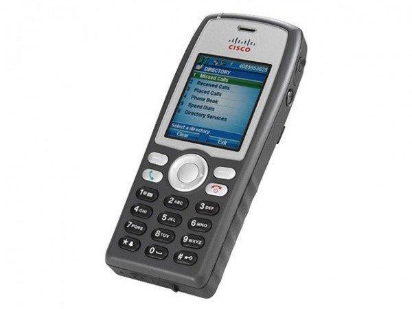 Телефон Cisco CP-7925G-W-K9