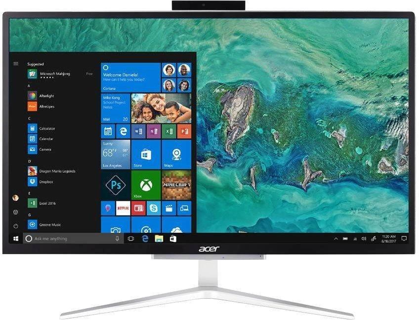 Моноблок Acer Aspire C22-820 (DQ.BDXER.001)