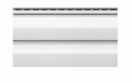 Cайдинг виниловый 0,20x3,000 м Белый Эконом VSV-03 VILO