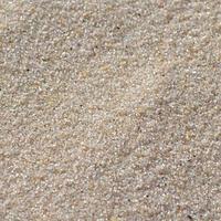 Песок кварцевый окатанный 0,8-1,2 мм