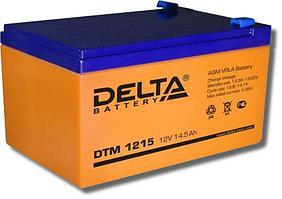 Аккумулятор Delta DTM 1215