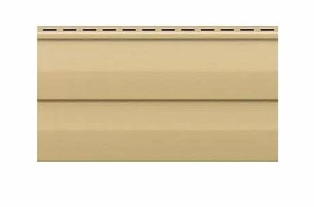 Cайдинг виниловый 0,20x3,000 м Песочный Эконом VSV-03 VILO