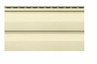 Cайдинг виниловый 0,20x3,000 м Кремовый Эконом VSV-03 VILO, фото 1