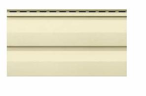 Cайдинг виниловый 0,20x3,000 м Кремовый Эконом VSV-03 VILO