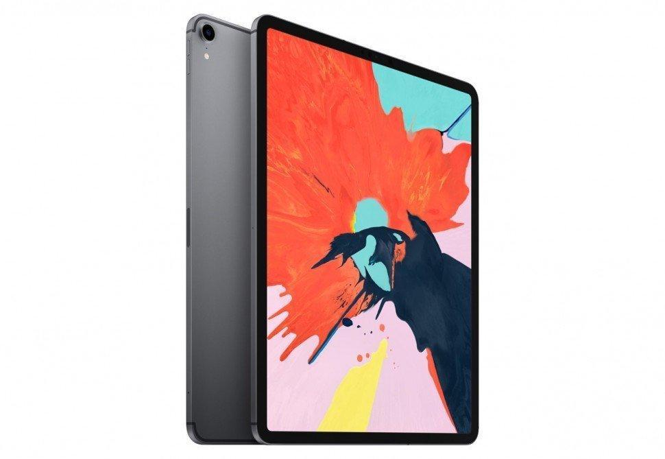 Планшет Apple iPad Pro 12.9 Wi-Fi + Cellular 1TB Space Grey (MTJP2RU/A)