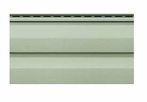 Cайдинг виниловый 0,20x3,000 м Светло-Зеленый Эконом VSV-03 VILO