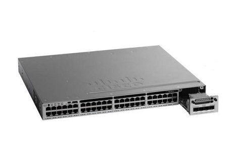 Коммутатор Cisco WS-C3850-48P-S
