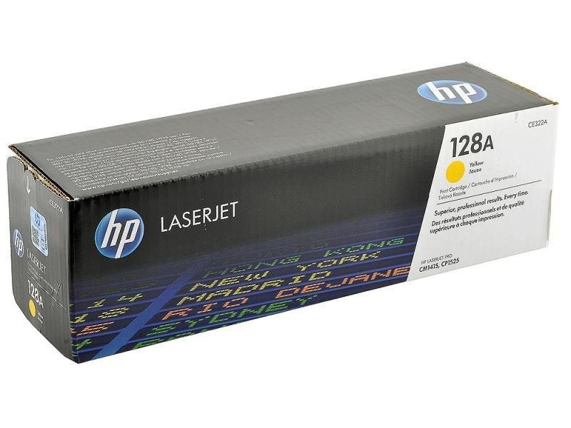 Картридж HP CE322A