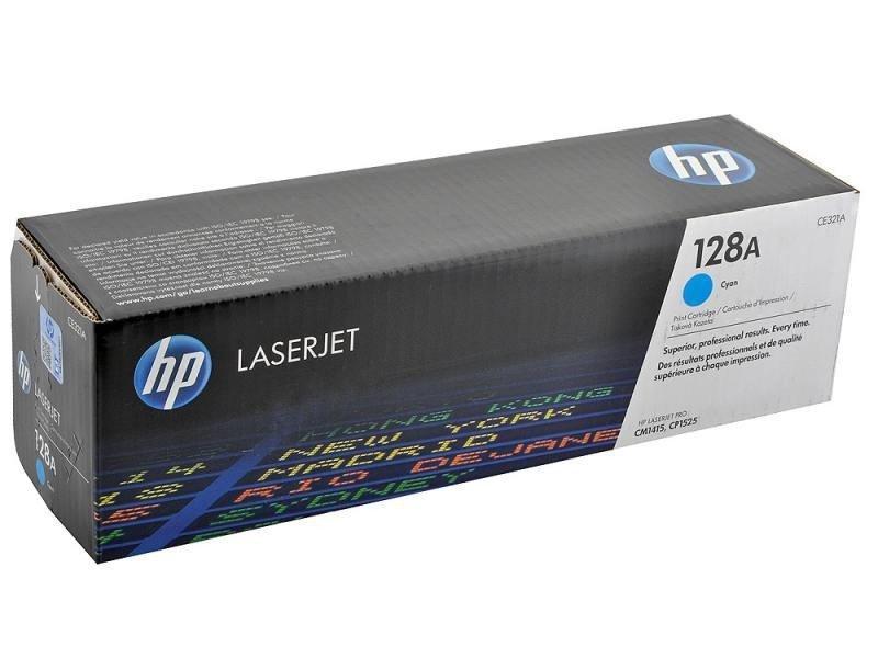 Картридж HP CE321A