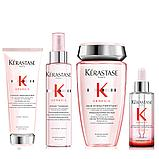 Укрепляющий шампунь для тонких волос и жирной кожи головы Kerastase Hydra-Fortifiant 250 мл., фото 2