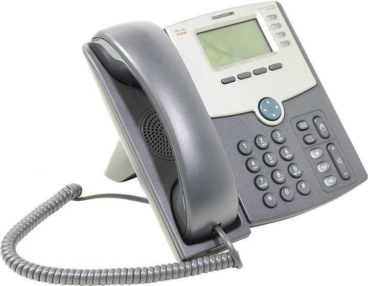 Телефон Cisco SPA504G (SPA504G-XU)