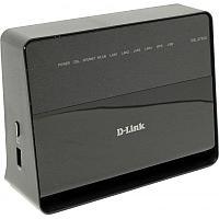 Маршрутизатор D-Link DSL-2750U/RA