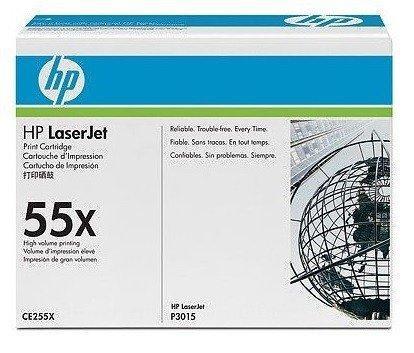 Картридж HP CE255XC