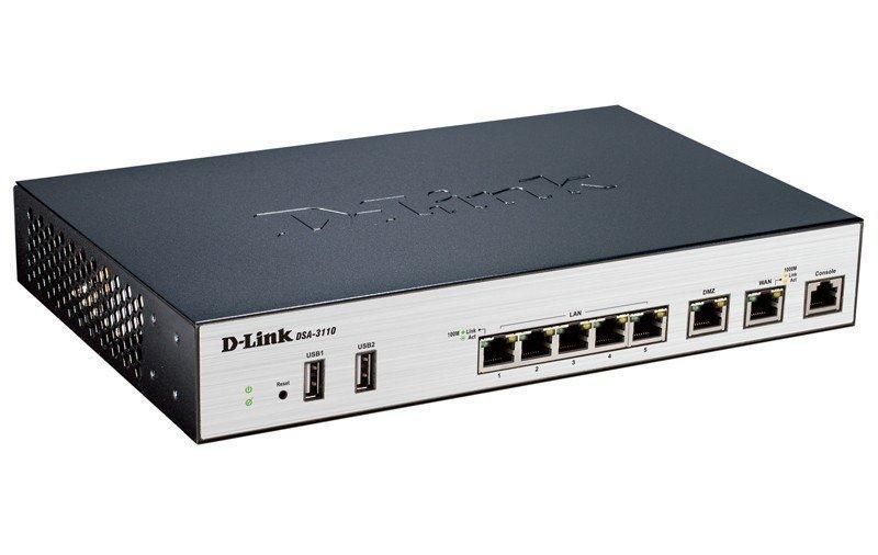 Концентратор D-Link DSA-3110
