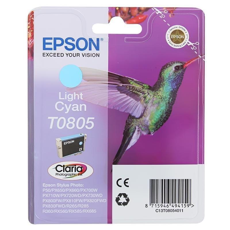 Картридж Epson C13T08054011