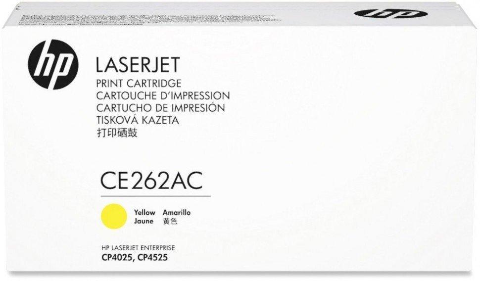 Картридж HP CE262AC