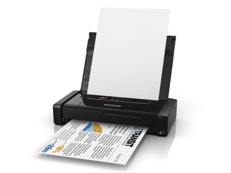 Принтер Epson WorkForce WF-100W (C11CE05403)