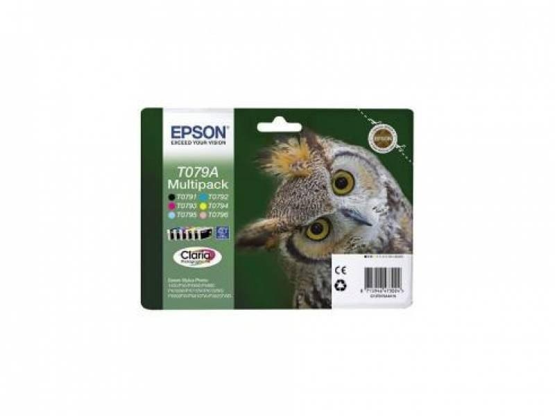 Картридж Epson C13T079A4A10