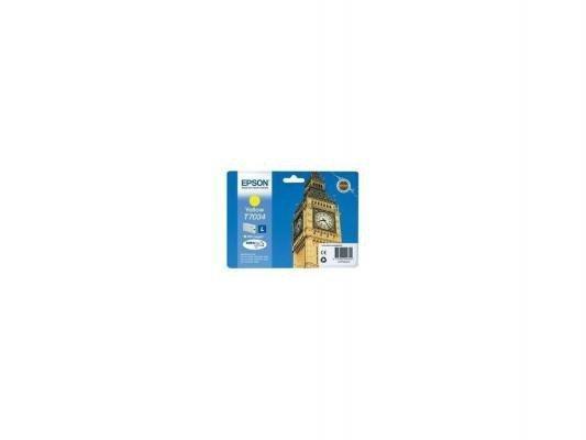 Картридж Epson C13T70344010