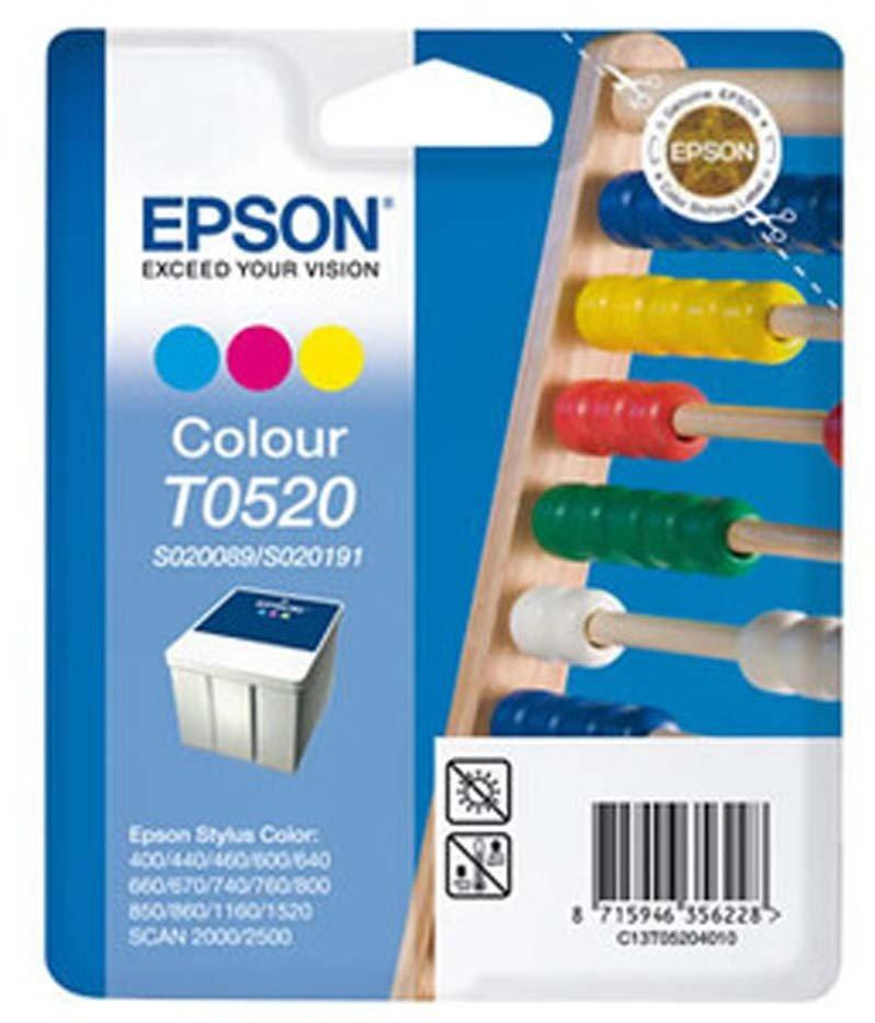 Картридж Epson C13T05204010