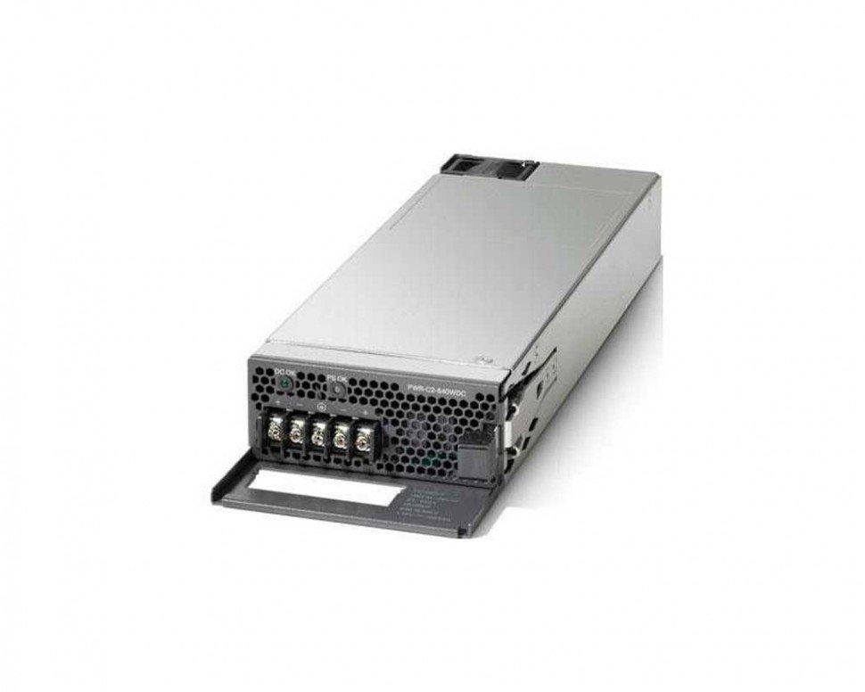 Блок питания Cisco PWR-C2-640WDC