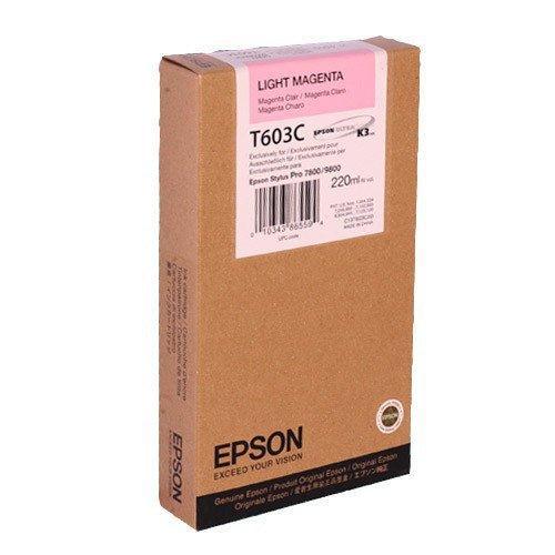 Картридж Epson C13T603C00