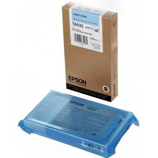 Картридж Epson C13T603500