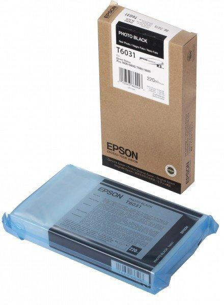 Картридж Epson C13T603100